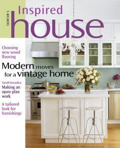 Inspired House Magazine cover